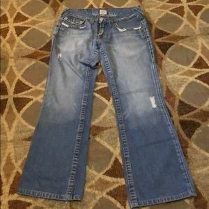 True Religion Men Size Waist 33, Inseam 30
